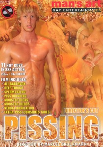 Pissing (Man's Art) DOWNLOAD - Front
