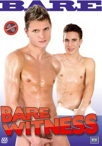 Bare Witness DVD - Front