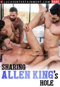 Sharing Allen King's Hole DVD (S)