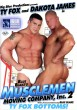Musclemen Moving Company, Inc. 2 DVD - Front