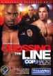 Crossing the Line: CopShack 2 DVD - Front