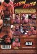 Cabin Fever DVD - Back