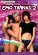Emo Twinks 2 DVD - Front