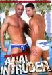 Anal Intruder DVD - Front