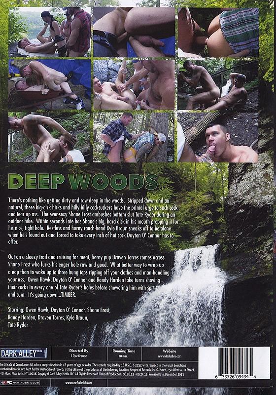Deep Woods DOWNLOAD - Back