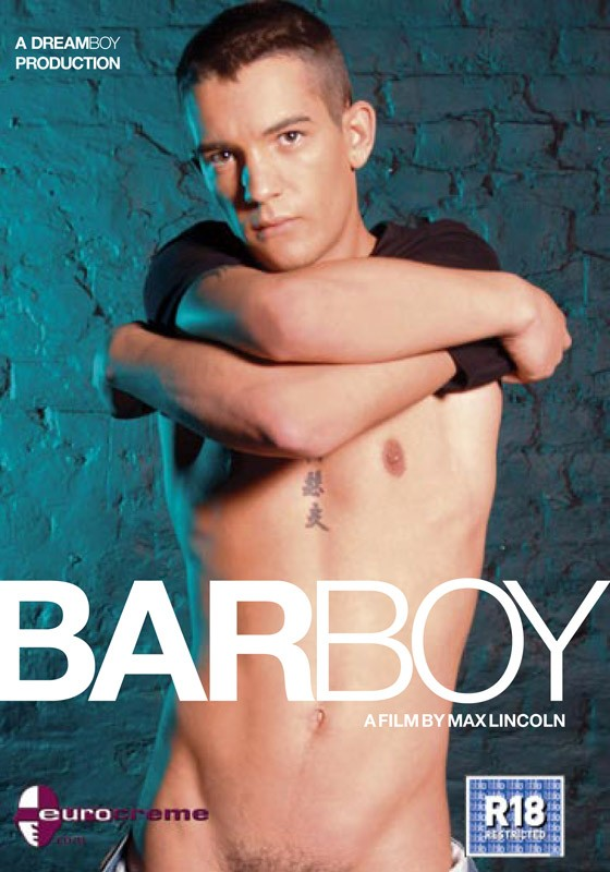 BarBoy DVD - Front