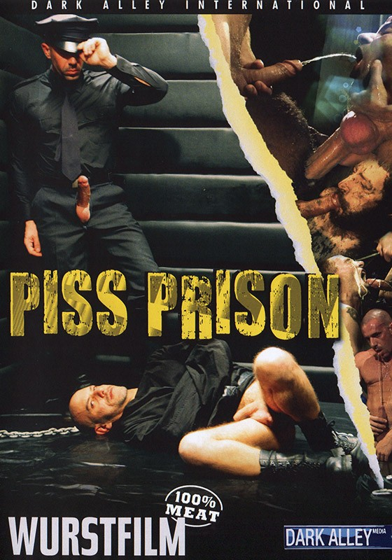 Piss Prison DOWNLOAD - Front