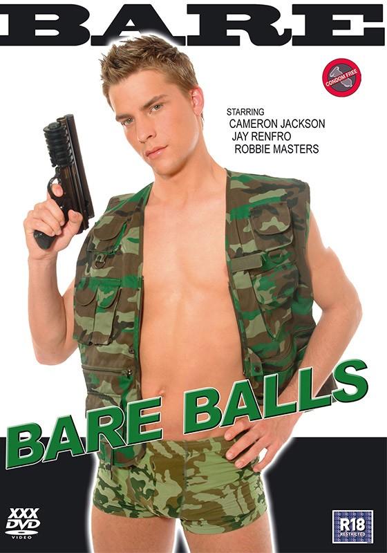 Bare Balls DVD - Front