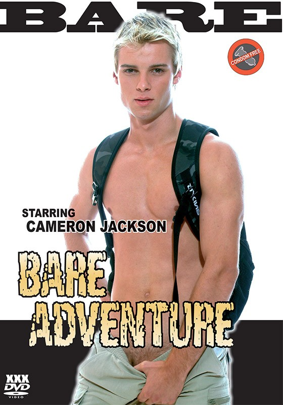 Bare Adventure DVD - Front