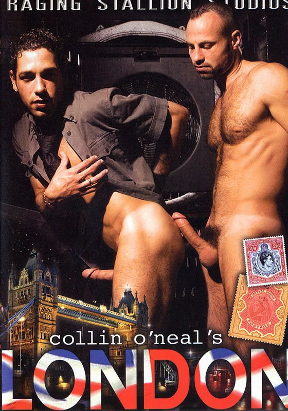 Collin O'Neal's London DVD - Front