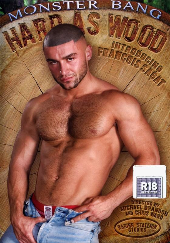 Monster Bang: Hard as Wood DVD - Front