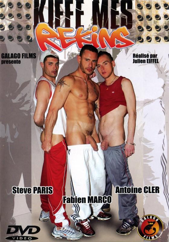 Kiffe Mes Rekins DVD - Front