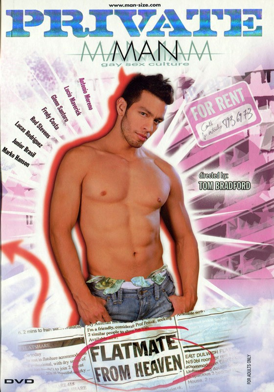 Flatmate from Heaven DVD - Front