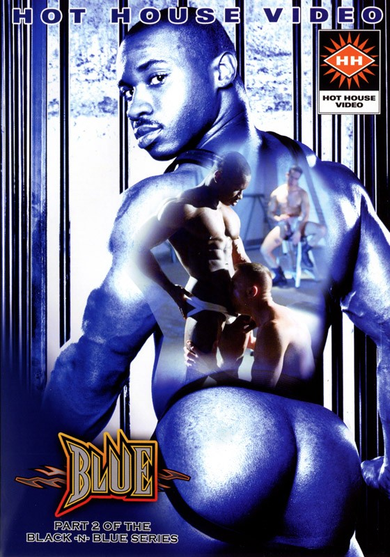 Blue DVD - Front