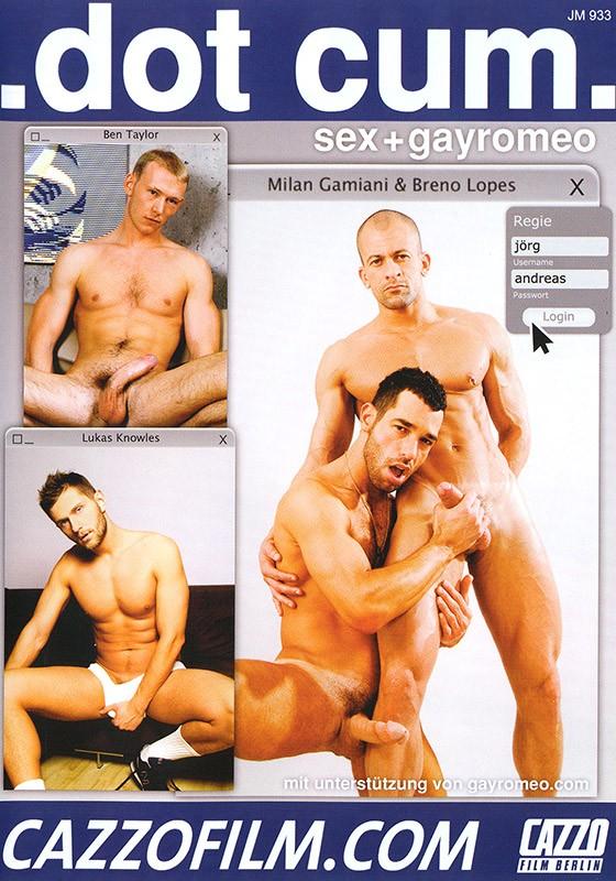 Dot Cum DVD - Front