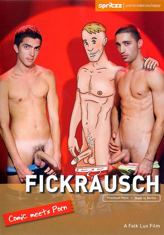 Fickrausch DVD - Front