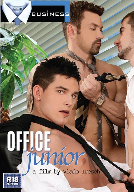 Office Junior DVD - Front