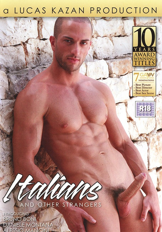 Italians and Other Strangers DVD - Front