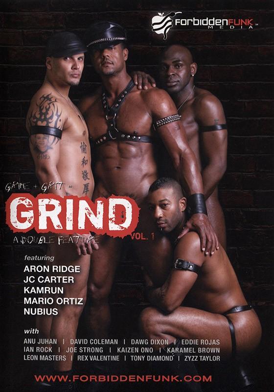 Grind volume 1 DVD - Front