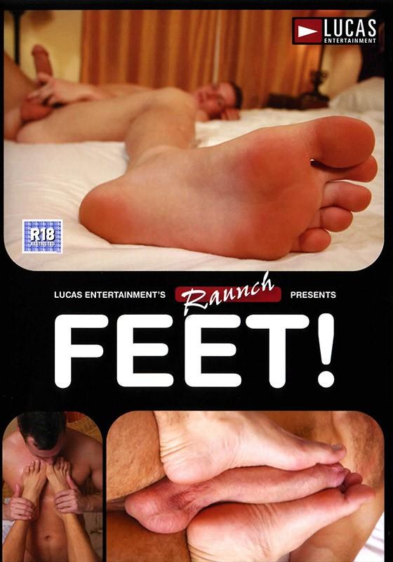 FEET! DVD - Front