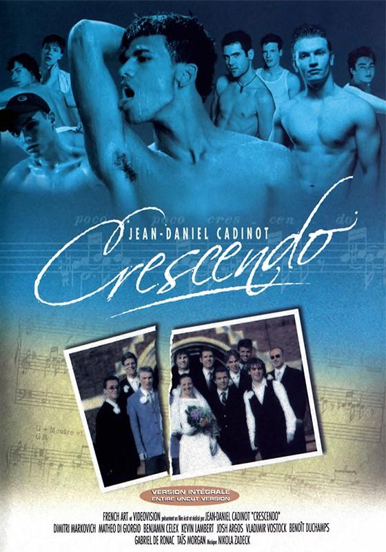 Crescendo DVD - Front