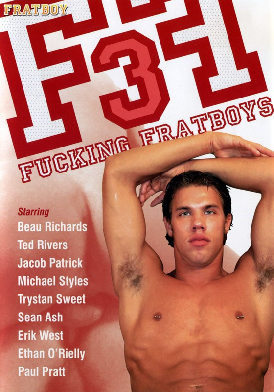Fucking Fratboys 3 DVD - Front