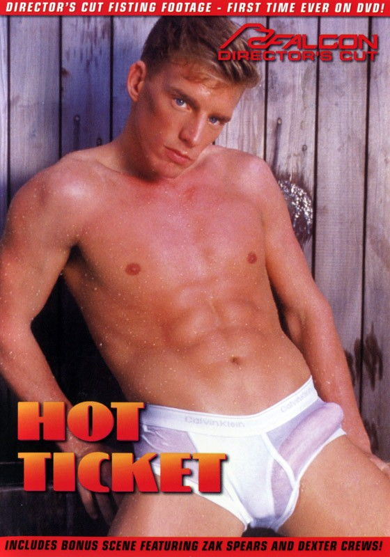 Hot Ticket (Director's Cut) DVD - Front