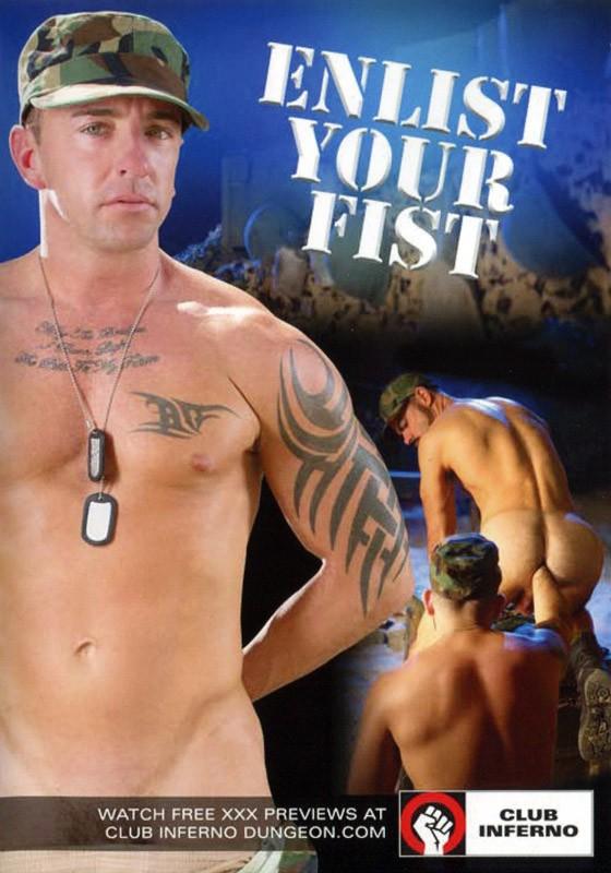 Enlist Your Fist DVD - Front