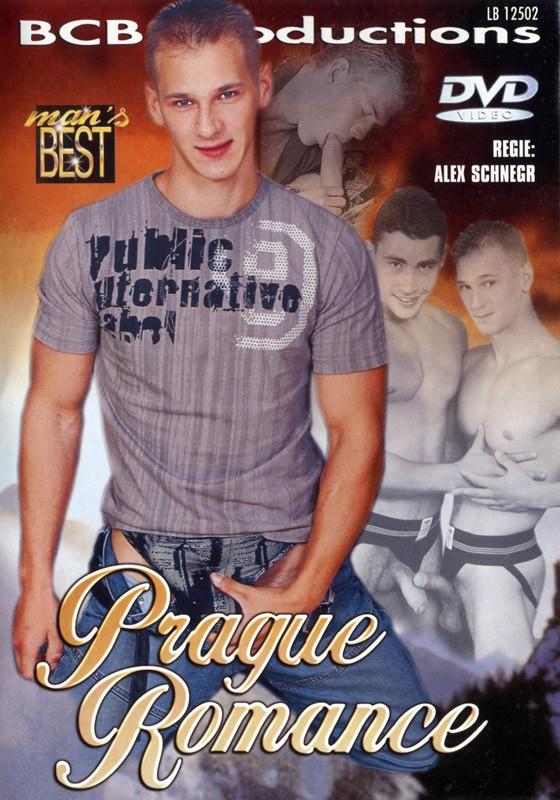Prague Romance DVD - Front