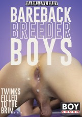 Bareback Breeder Boys DVD