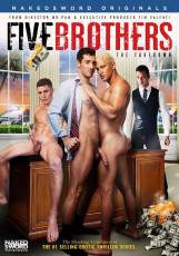 Five Brothers: The Takedown DVD