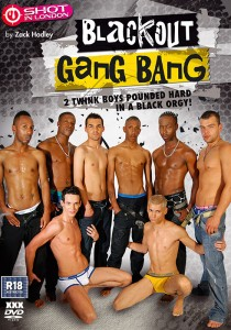 Blackout Gangbang DOWNLOAD - Front