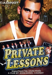 Private Lessons DVD