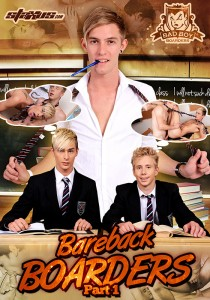 Bareback Boarders Part 1 DOWNLOAD - Front