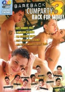 Bareback Cumparty 3 DOWNLOAD - Front