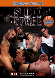 Sneaker Sex IX: Sox In Space DOWNLOAD