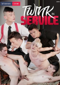 Twink in Service DVDR (NC)