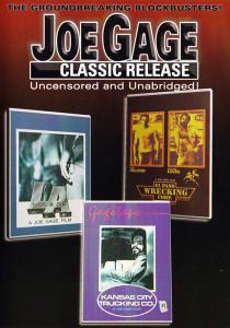 Joe Gage Classic Release DVD (S)
