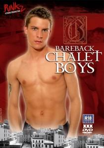 Bareback Chalet Boys DVD (NC)