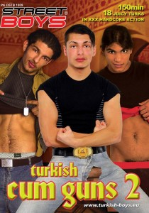 Turkish Cum Guns 2 DVD (S)