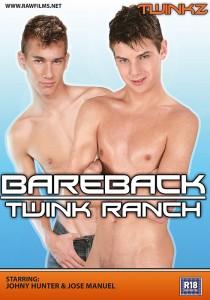 Bareback Twink Ranch DVDR (NC)