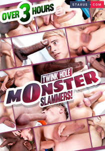 Twink Hole Monster Slammers! DOWNLOAD