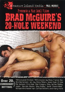 Brad McGuire's 20-Hole Weekend DVD (S)