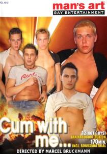Cum With Me (Mans Art) DVD (NC)