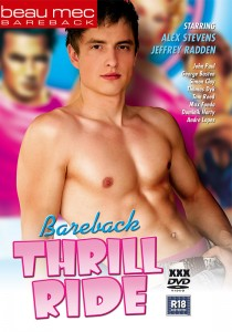 Bareback Thrill Ride DVDR (NC)