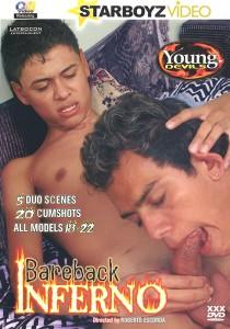 Bareback Inferno DVD (NC)