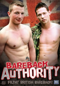 Bareback Authority DVDR (NC)