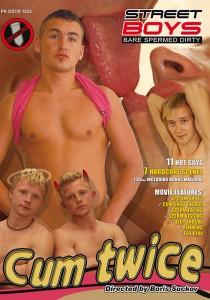 Cum Twice DVD (NC)