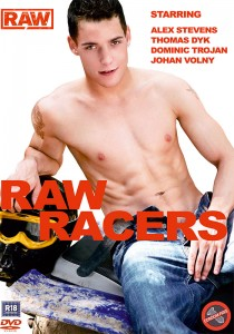 Raw Racers DVD