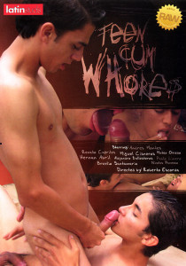 Teen Cum Whores DVD (S)